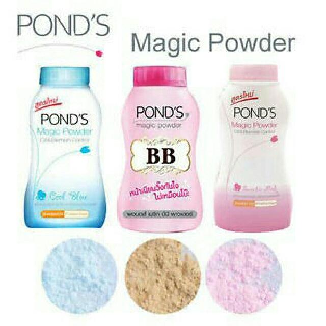 Magic Powder Bb Ponds