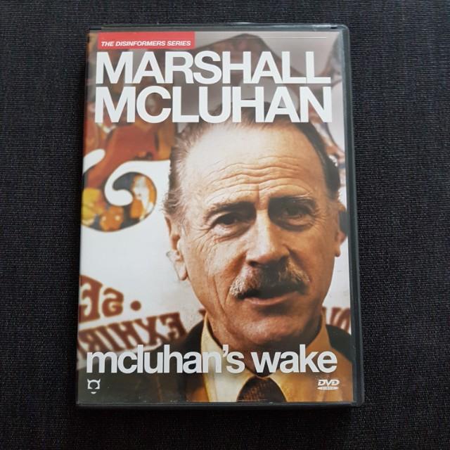 Marshal Mcluhan mcluhan's wake