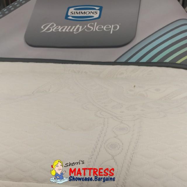 Mattress queen-size Simmons Beauty Sleep