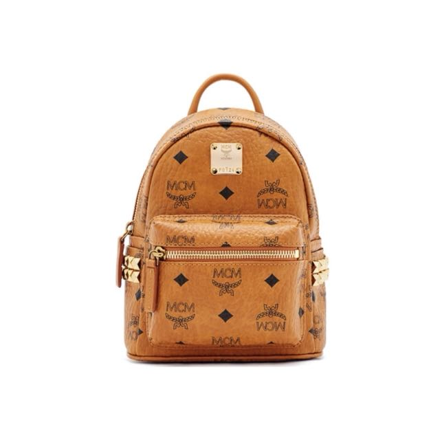 MCM Bebe Boo Mini Backpack