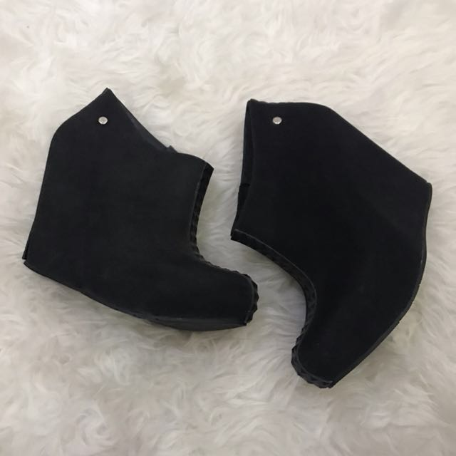 Melissa ankle boots - black