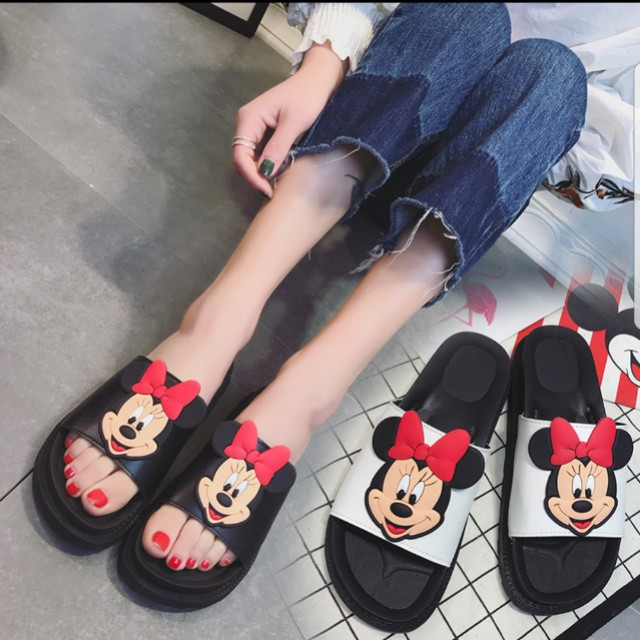 MICKEY MOUSE SANDALS SLIPPERS SHOES