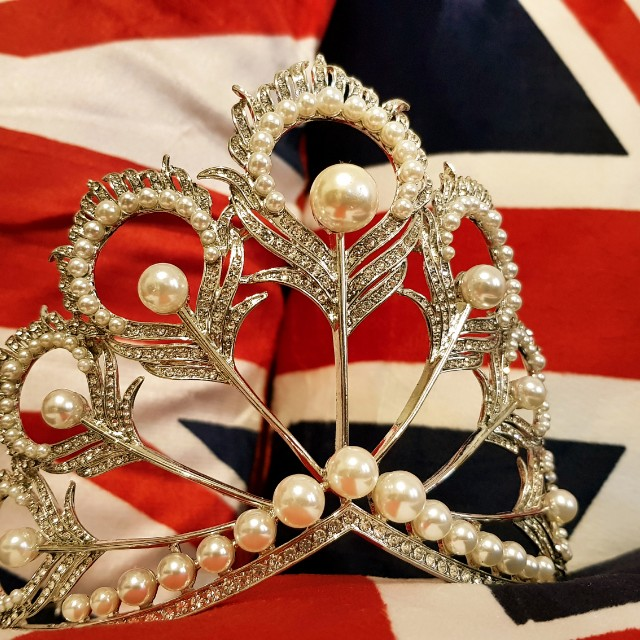 Mikimoto Miss Universe crown for sale
