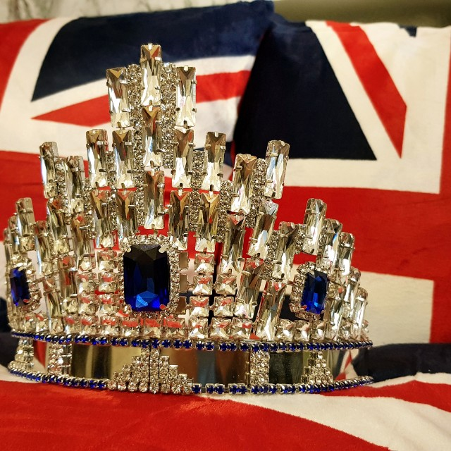 Miss Universe crown replica for sale