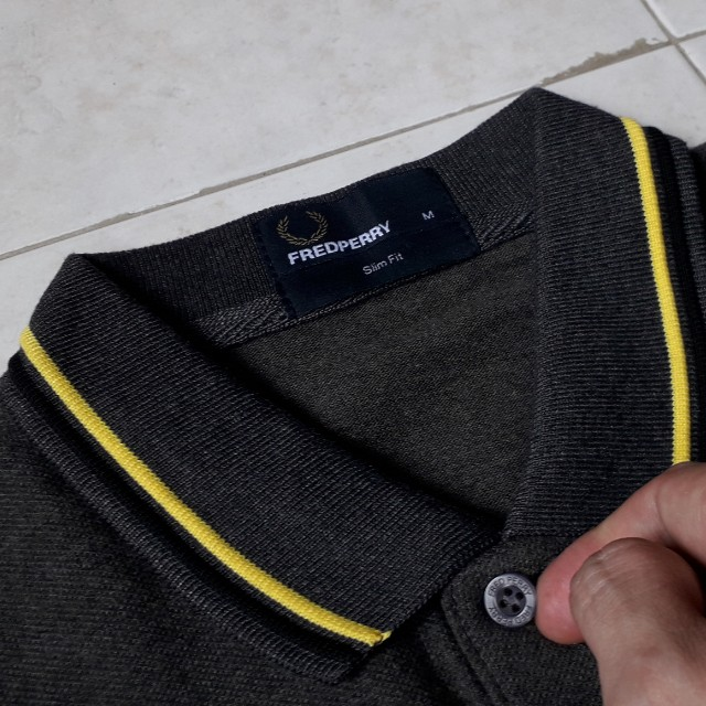 [NEW] Fred Perry polo tee