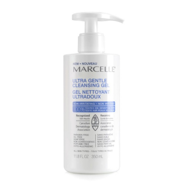NEW Marcelle Gentle Cleansing Gel