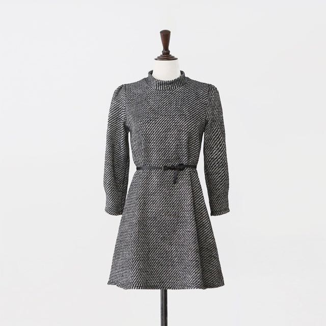 [NEW] Tweed Dress