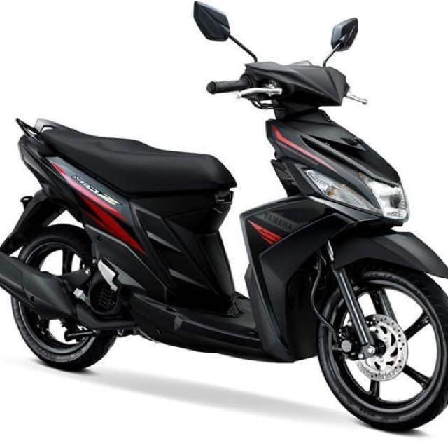 New! Yamaha Mio Z black - Off The Road price