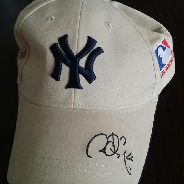 New  York NY 台灣棒球明星棒球帽