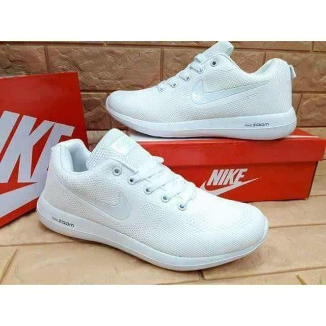 Nike zoom white