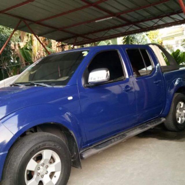 Nissan navarra 2010