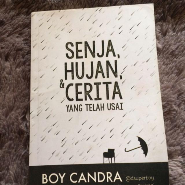 Novel Romantic by Boy Candra