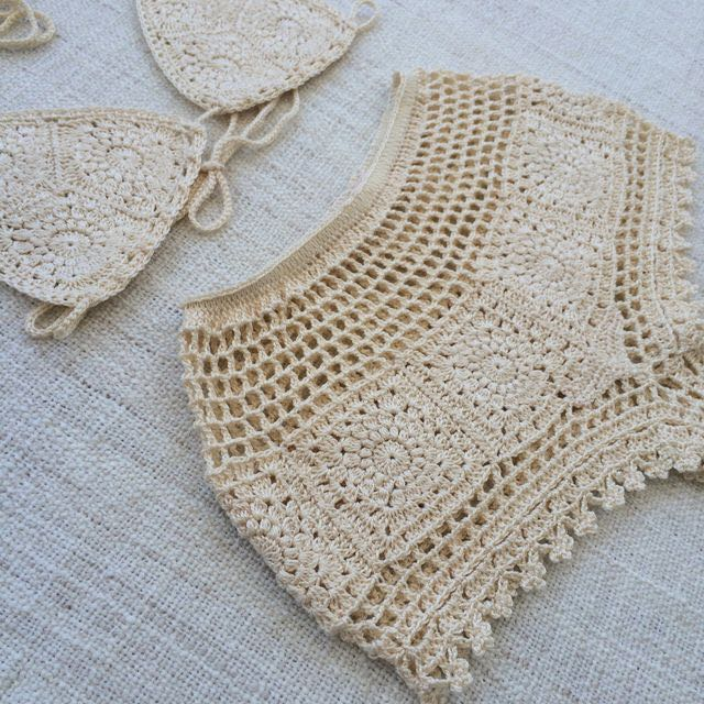 One Of A Kind Short Bikini Set boho