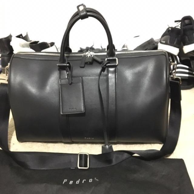 Pedro Travel/Gym/Duffle bag black