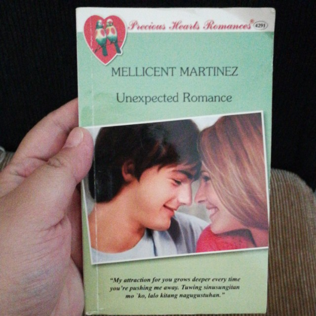 POCKET BOOK ROMANCE