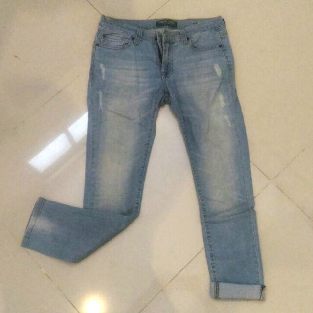 Point One jeans size L kecil -29