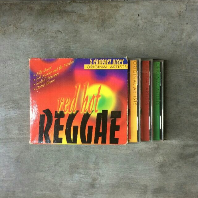 Reggae CD Collections