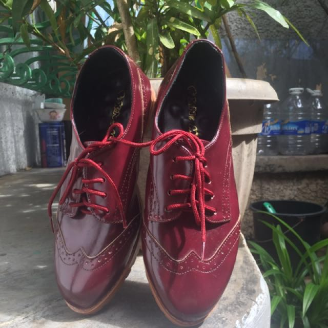 REPRICED: OXFORD SHOES