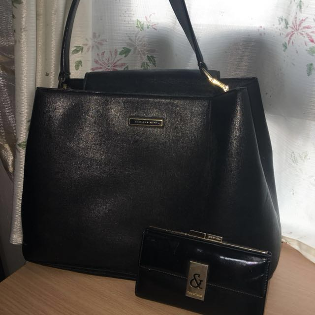 REPRICED!!BOTH AUTHENTIC CK AND PINKY DIANE