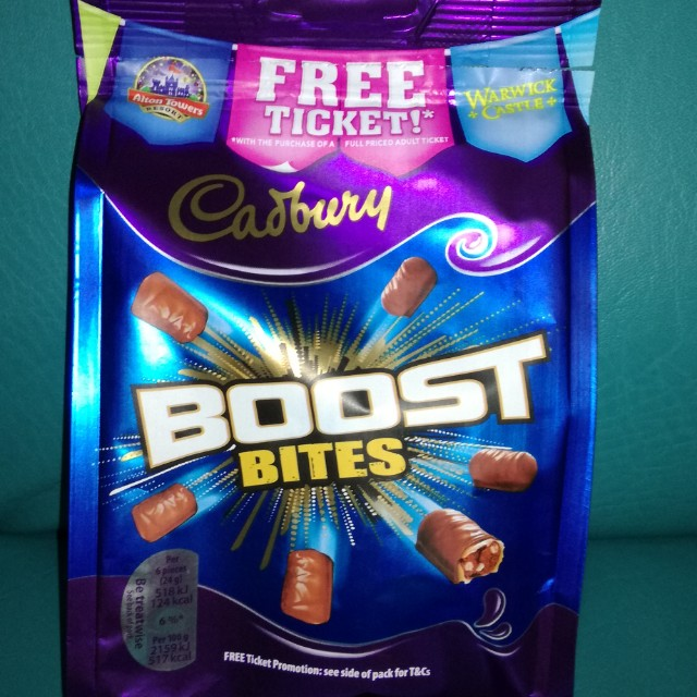 Sale! Cadbury in a pouch