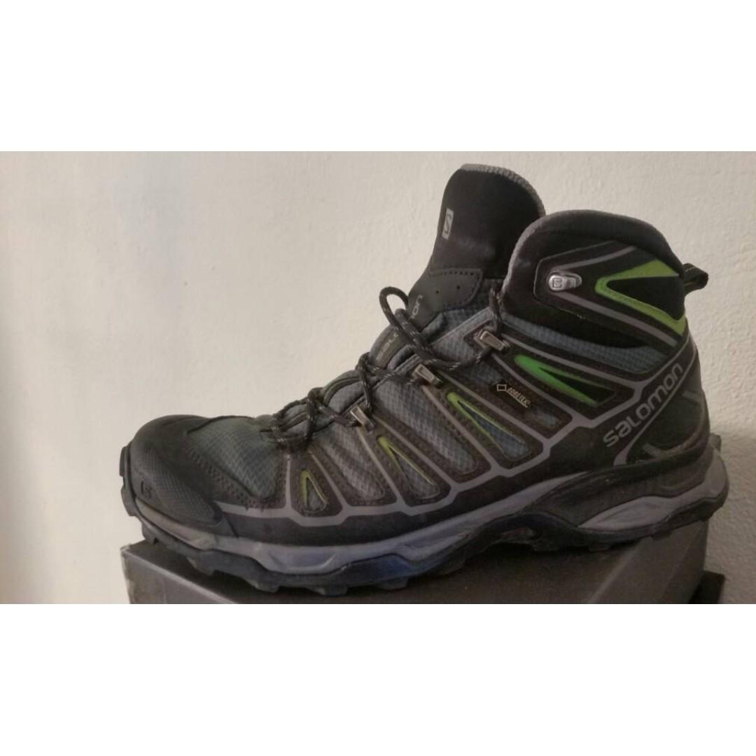FREE POS Salomon Trekking Shoes
