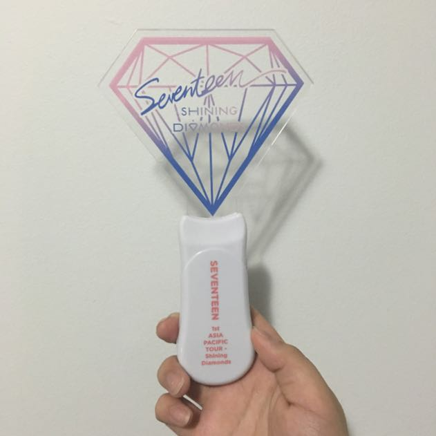 Seventeen Official Lightstick