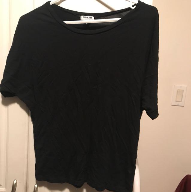 Small black shirt