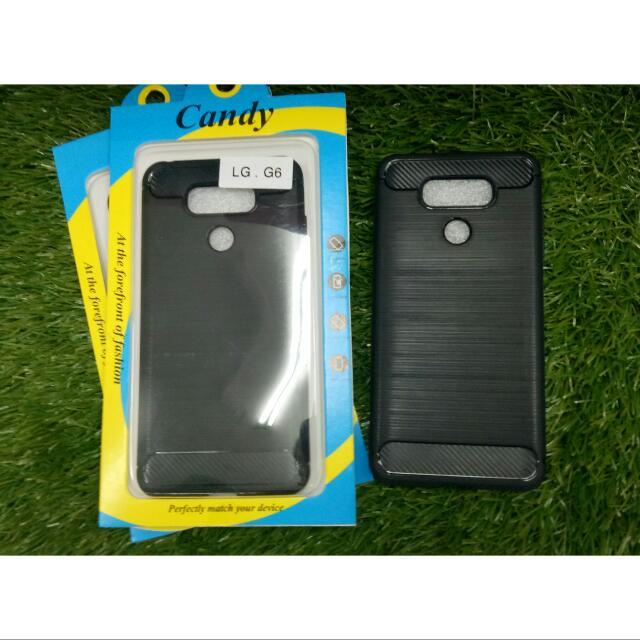 Softcase Carbon LG G6