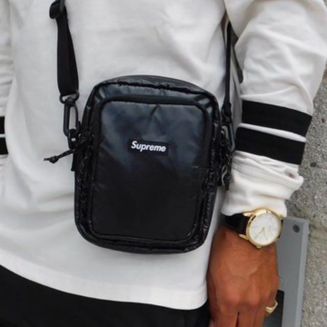 Supreme Fw17 shoulder bag 973ae6657a68a