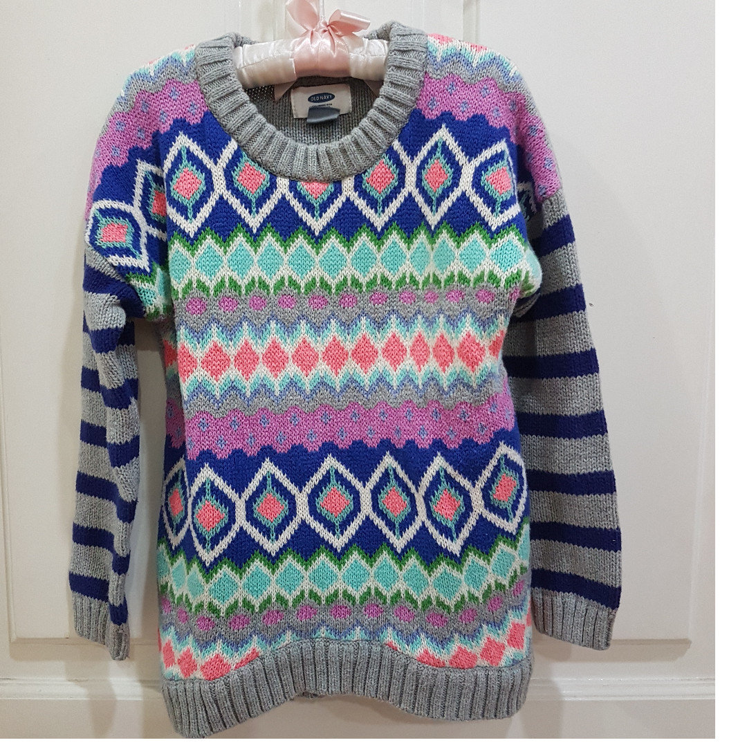 Sweater OLD NAVY Girl's 5-6 Years