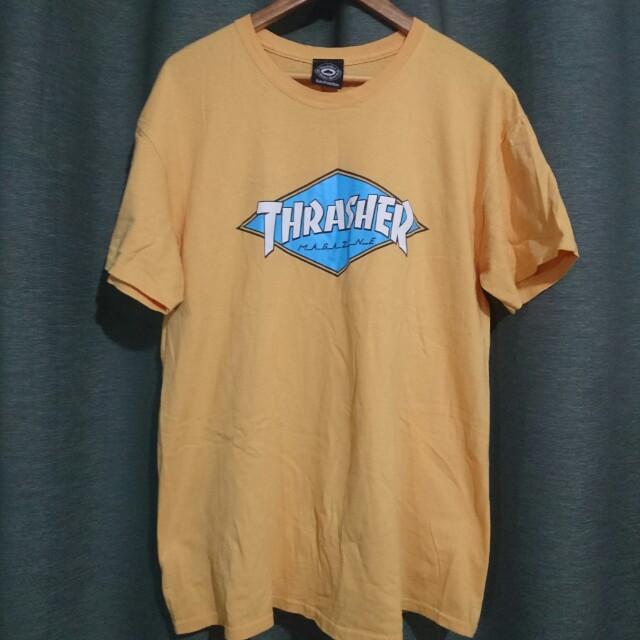Thrasher Yellow Shirt *Repriced*