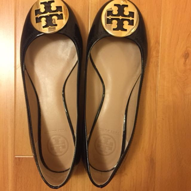 Tory burch authentic  6M leather flats