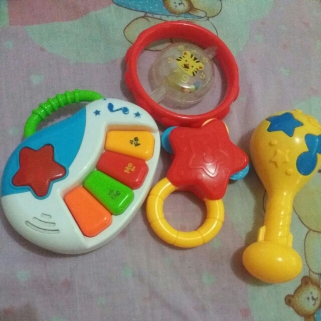 Toys for babies.