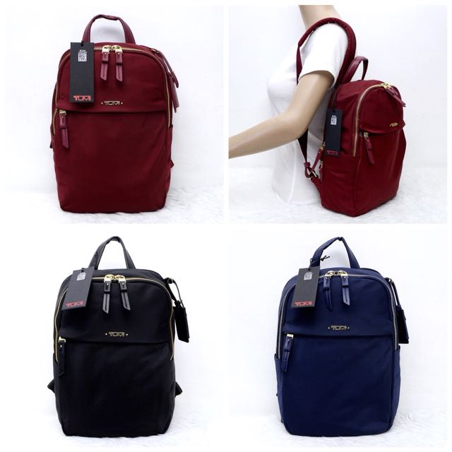 Tumi daniella small backpack, Online Shop   Preorder, Preorder Women s  Fashion on Carousell a7960f8648
