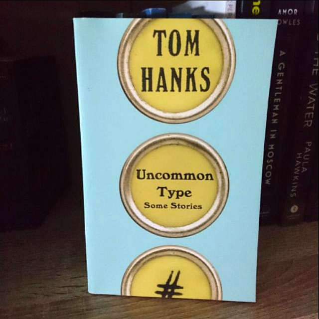Uncommon type /tom hank 湯姆漢克