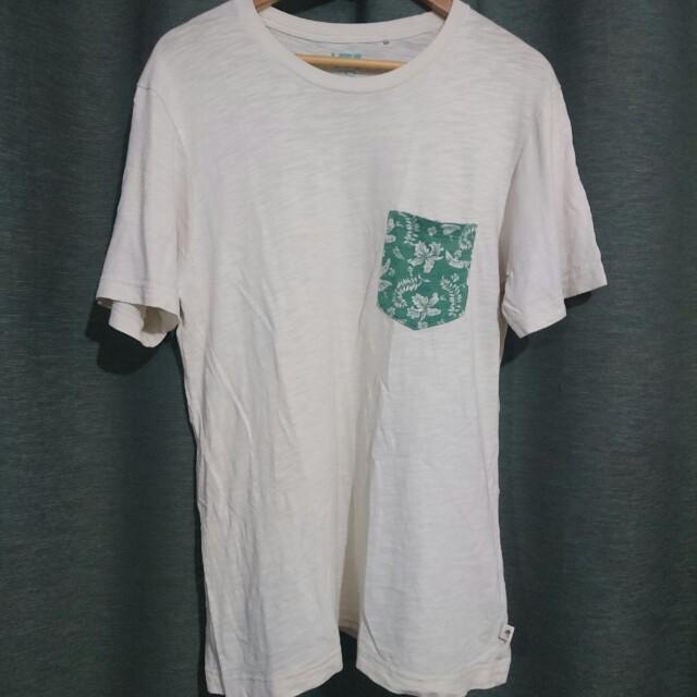 Uniqlo Hawaiian Pocket Shirt