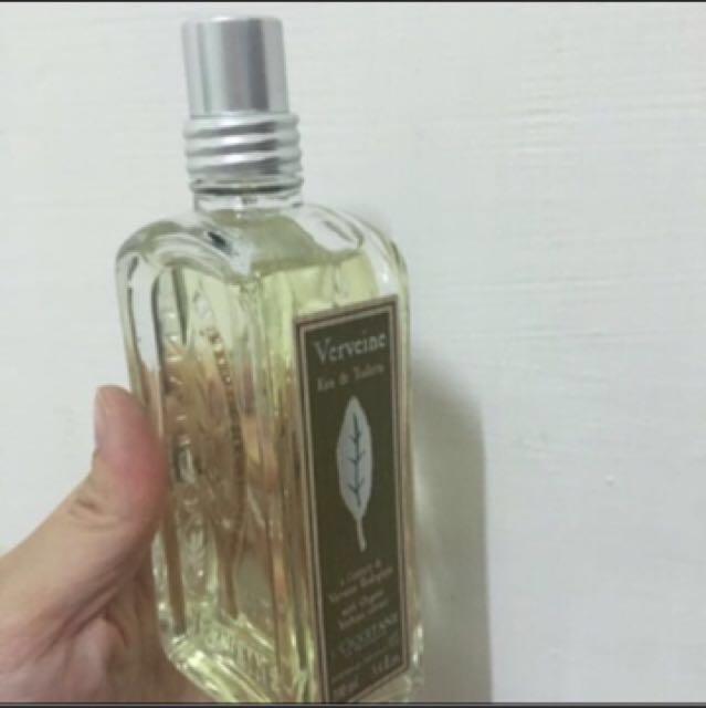 歐舒丹馬鞭草verveune香水1.5ml/4.5ml分裝
