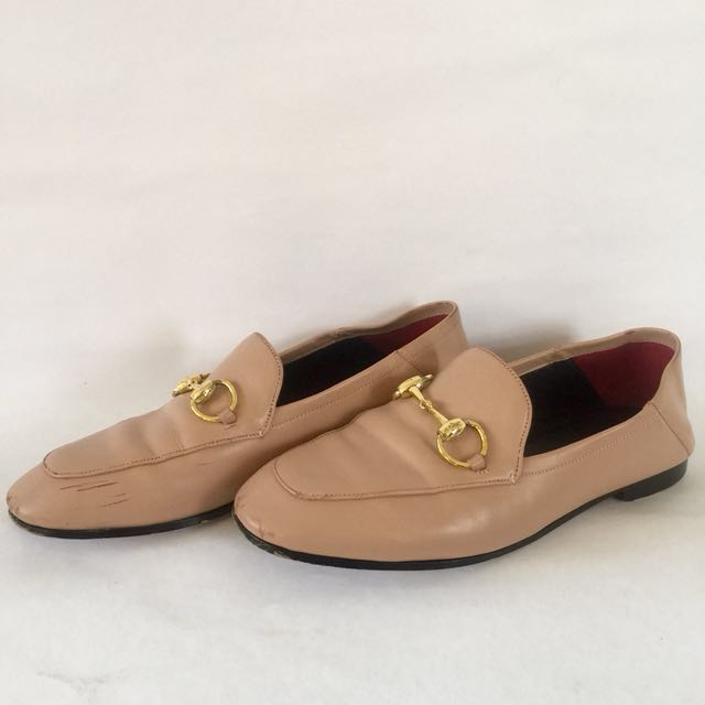 f93a5cddd82 Vintage Gucci Brixton Convertible Loafers