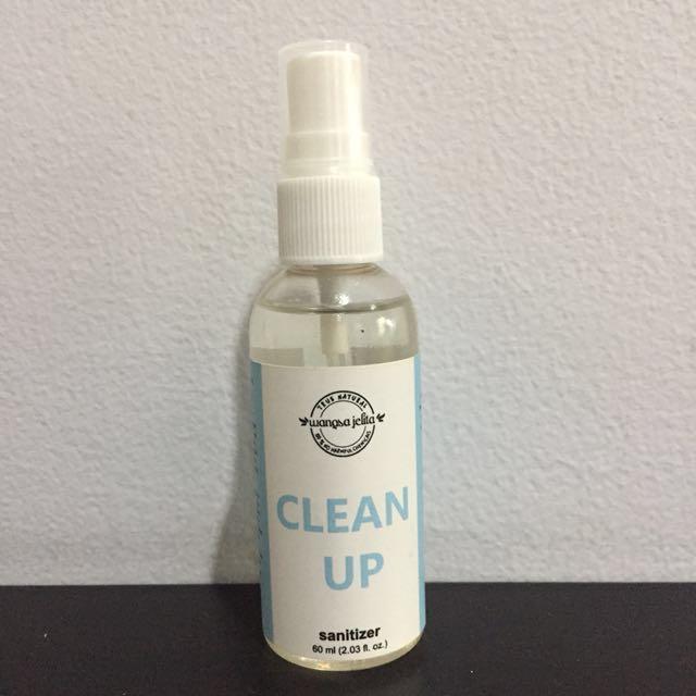 Wangsa Jelita - Clean Up Hand Sanitizer