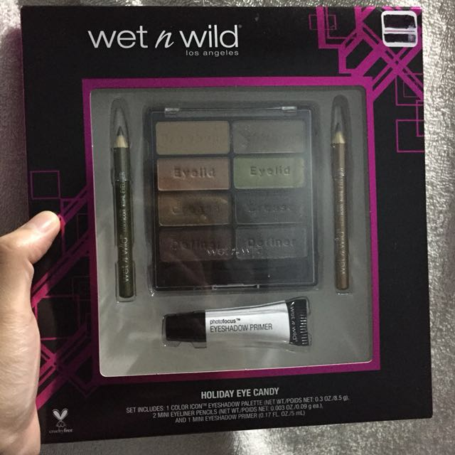 Wet 'N Wild Holiday Candy Palette