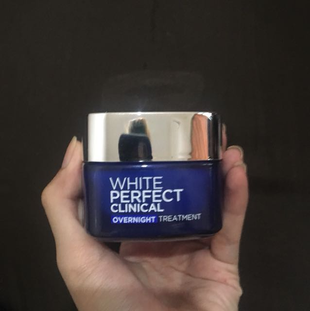 white perfect clinical overnight