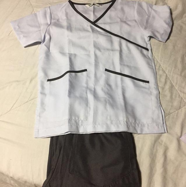 Workthreads uniform / maid uniform / nurse uniform
