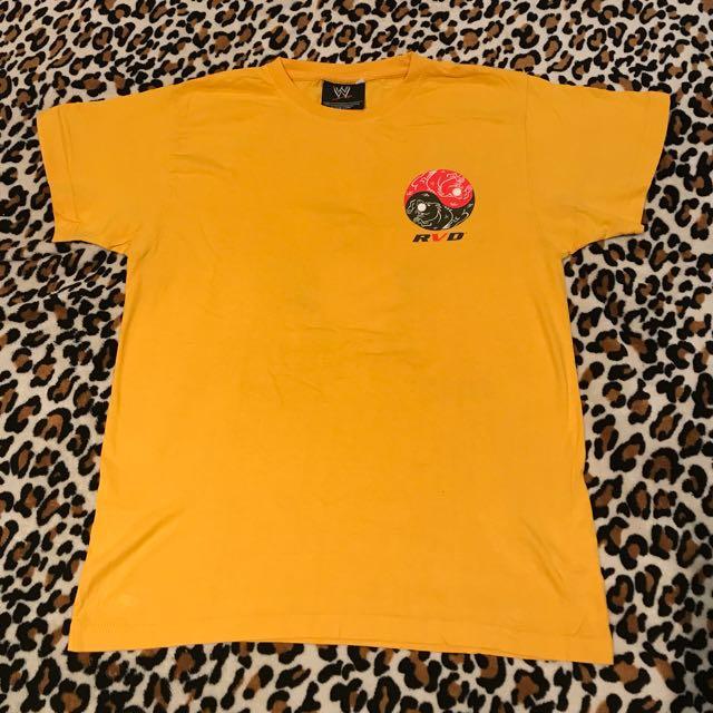 WWE RVD Rob Van Dam Official Shirt