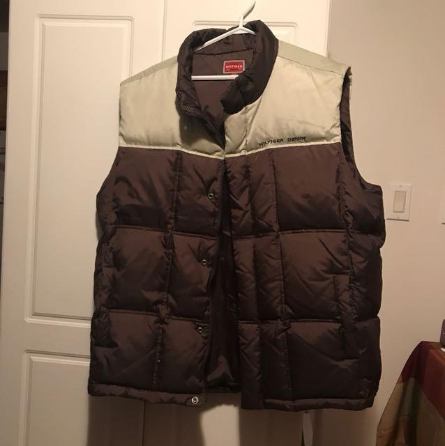 XL Tommy Hilfiger winter vest