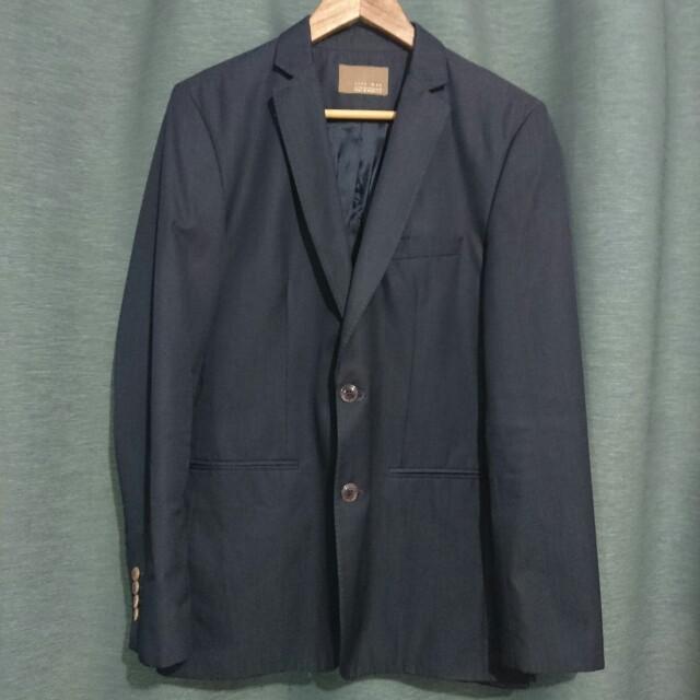 Zara Dark Grey Coat