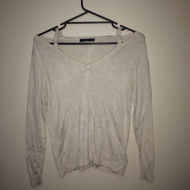 Zara light sweater