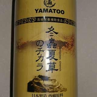 日本製造YAMATOO冬蟲夏草(原價$588)