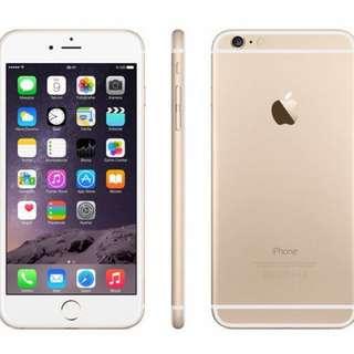 iPhone 6 64GB 金色