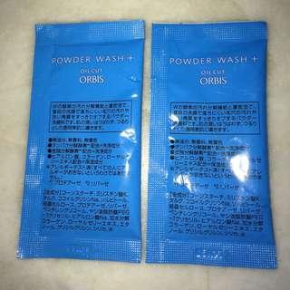 ORBIS Powder Wash (Oil Cut)