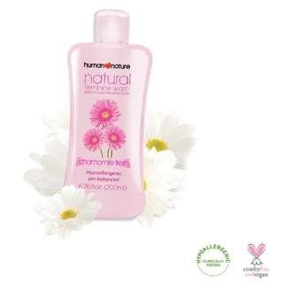Natural Feminine Wash - Chamomile Fresh